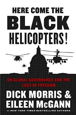 Here Come the Black Helicopters! Cover