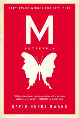 M. Butterfly Cover