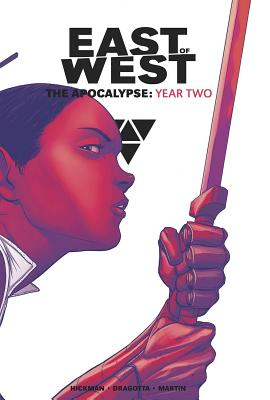 East of West: The Apocalypse Year Two cover image