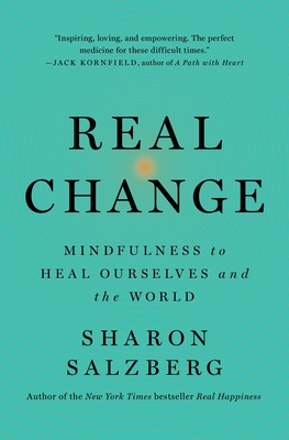 Cover for Real Change