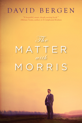 The Matter with Morris Cover