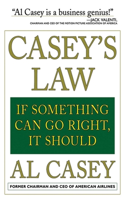Cover for Casey's Law