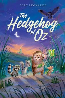 The Hedgehog of Oz Cover Image