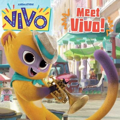 Cover for Meet Vivo!
