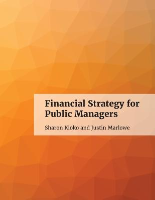Financial Strategy for Public Managers Cover Image