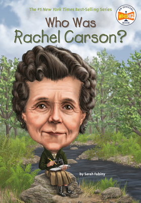 Cover for Who Was Rachel Carson? (Who Was?)
