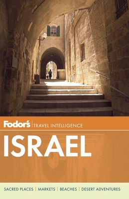 Fodor's Israel Cover Image