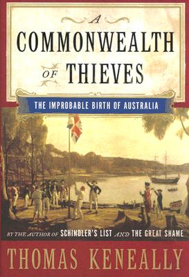 A Commonwealth of Thieves Cover