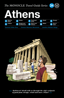 The Monocle Travel Guide to Athens: The Monocle Travel Guide Series Cover Image