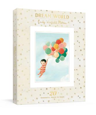 Dream World: 20 Frameable Prints of Emily Winfield Martin's Bestselling Children's Book Illustrations Cover Image