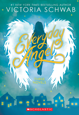 Everyday Angel: Three Novels Cover Image