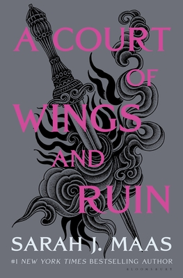A Court of Wings and Ruin (A Court of Thorns and Roses #3) cover