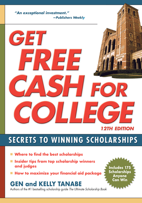 Get Free Cash for College: Secrets to Winning Scholarships Cover Image