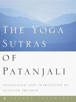 The Yoga Sutras of Patanjali (Sacred Teachings) Cover Image