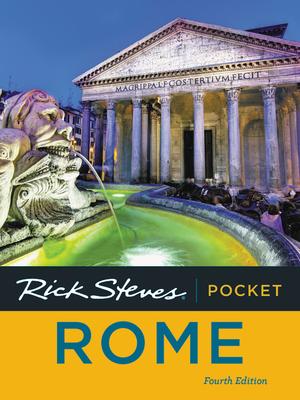 Cover for Rick Steves Pocket Rome