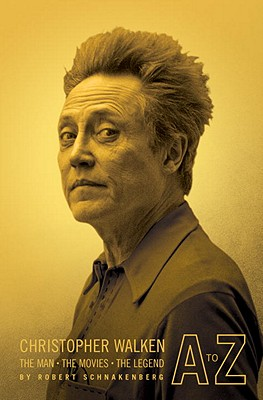 Christopher Walken A to Z Cover