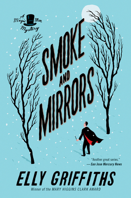 Smoke and Mirrors (Magic Men Mysteries #2) Cover Image
