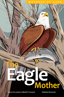 The Eagle Mother, Volume 3 Cover Image