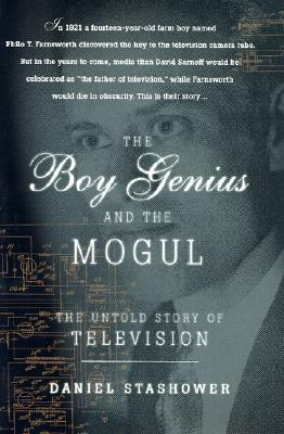 The Boy Genius and the Mogul Cover