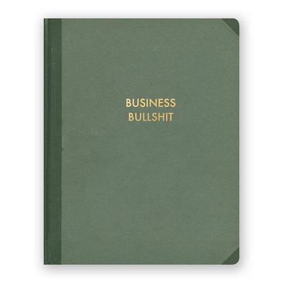 Business Bullshit Journal Cover Image