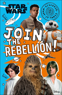 Star Wars Join the Rebellion! Cover Image