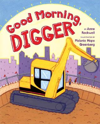 Good Morning, Digger Cover