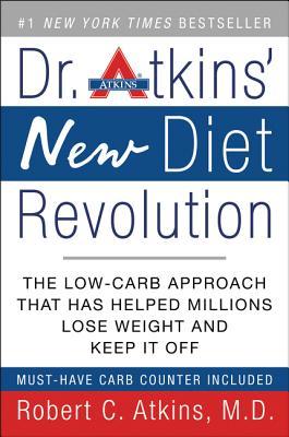 Dr. Atkins' New Diet Revolution Cover Image