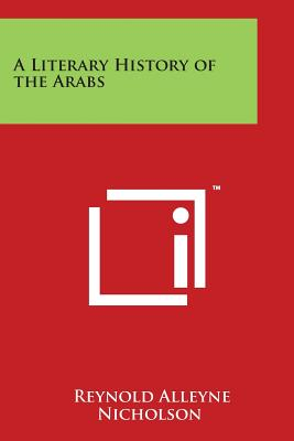 A Literary History of the Arabs Cover Image