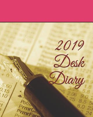2019 Desk Diary Cover Image