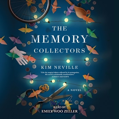 The Memory Collectors Cover Image