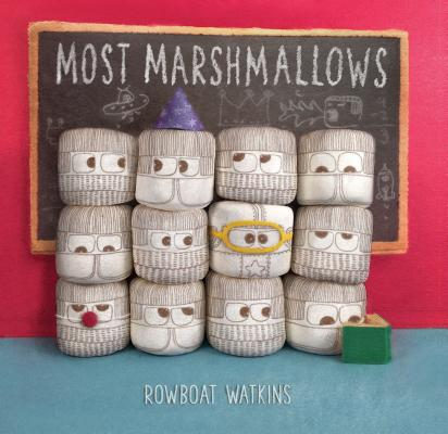 Most Marshmallows: (Children's Storybook,  Funny Picture Book for Kids) Cover Image