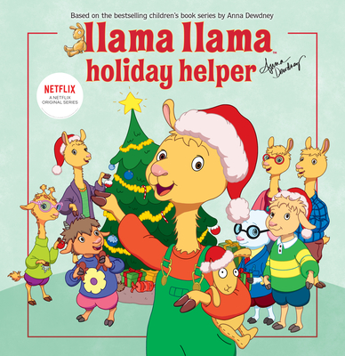 Llama Llama Holiday Helper Cover Image