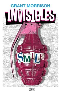 The Invisibles Omnibus Cover