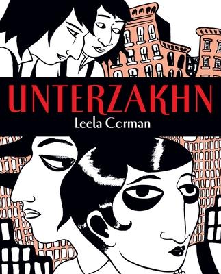 Unterzakhn Cover Image