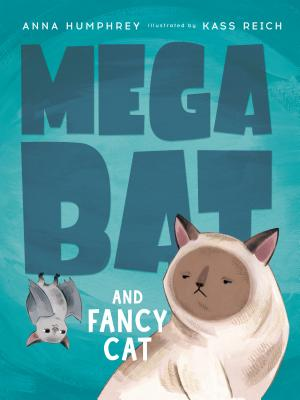 Megabat and Fancy Cat Cover Image