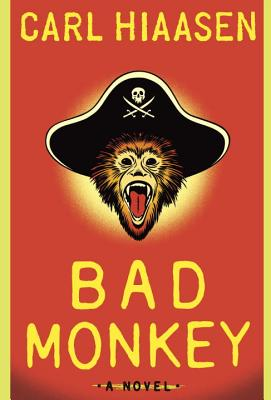Bad Monkey Cover Image