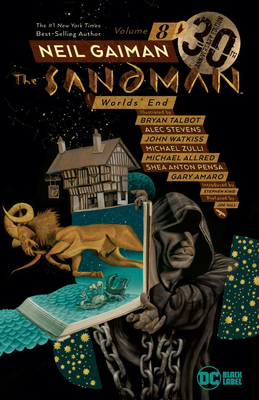 The Sandman Vol. 8: World's End 30th Anniversary Edition Cover Image