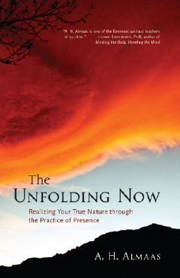 The Unfolding Now Cover