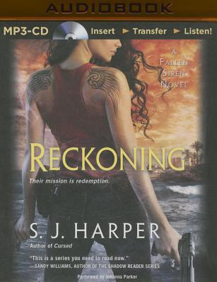 Reckoning (Fallen Siren #2) Cover Image