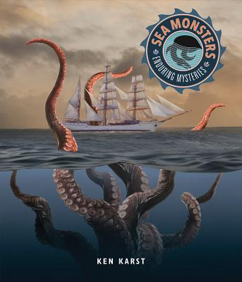 Sea Monsters (Enduring Mysteries) Cover Image
