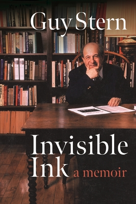 Invisible Ink Cover Image