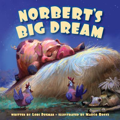 Norbert's Big Dream Cover