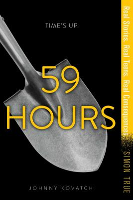 59 Hours (Simon True) Cover Image