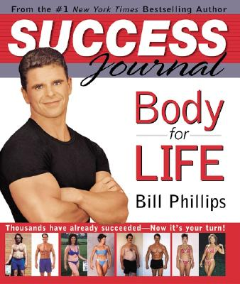 Body for Life Success Journal Cover