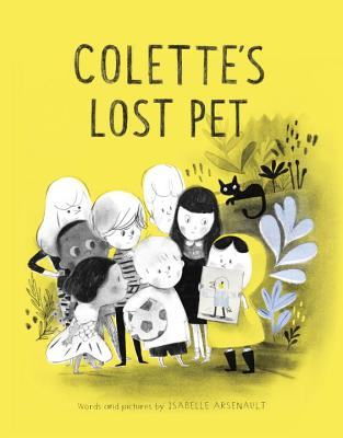 Colette's Lost Pet Cover Image