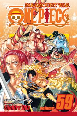 One Piece, Vol. 59 Cover Image