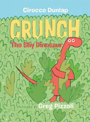 Crunch, the Shy Dinosaur Cover Image