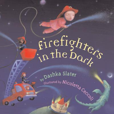 Firefighters in the Dark Cover