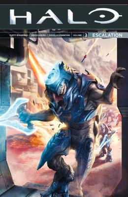 Halo: Escalation Volume 3 cover image