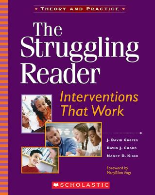 The Struggling Reader: Interventions That Work Cover Image